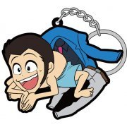 Lupin the Third Part 5 Tsumamare Keychain: Lupin the 3rd (Re-run) (Japan)