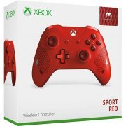 Xbox Wireless Controller (Sport Red Special Edition) (Asia)