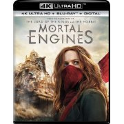 Mortal Engines [4K Ultra HD Blu-ray] (US)