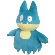 Pocket Monsters All Star Collection Plush PP132: Munchlax (S) (Japan)
