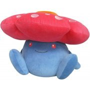 Pocket Monsters Mochifuwa Cushion PZ42: Vileplume (Japan)