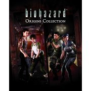 BioHazard: Origins Collection (e-Capcom Limited Edition) (Japan)