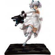 God Eater 2 1/7 Scale Pre-Painted Figure: Ciel Alencon Pure White Anniversary Dress Ver. (Japan)
