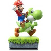 Super Mario Statue: Mario And Yoshi Standard Edition (US)