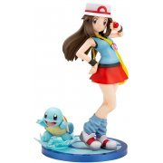 ARTFX J Pokemon Series 1/8 Scale Pre-Painted Figure: Leaf with Squirtle (Japan)