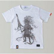 Dark Souls x Torch Torch - Nameless King T-shirt White (L Size) (Japan)