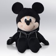 Kingdom Hearts Plush: King Mickey (Japan)