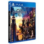 Kingdom Hearts III [Deluxe Edition] (Chinese Subs) (Asia)
