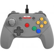 Brawler64 Retro Controller for Nintendo 64 (Gray) (US)