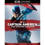 Captain America: The Winter Soldier [4K Ultra HD Blu-ray] (US)