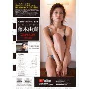 Flash Trading Card Series Vol. 3 Yuki Fujiki First Trading Card (Japan)