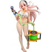 Senran Kagura Peach Beach Splash 1/7 Scale Pre-Painted Figure: Super Sonico Senran Kagura PBS Ver. (Japan)