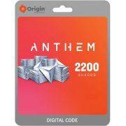 Anthem: 2200 Shards  origin (Region Free)