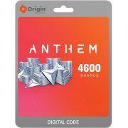 Anthem: 4600 Shards  origin (Region Free)