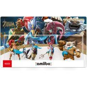amiibo The Legend of Zelda: Breath of the Wild Series (The Champions) (Europe)