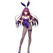 Fate/Grand Order 1/7 Scale Pre-Painted Figure: Scathach Sashi Ugatsu Bunny Ver. (Japan)