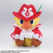 Chocobo's Mystery Dungeon Every Buddy! Plush: Chocobo Red Mage (Japan)