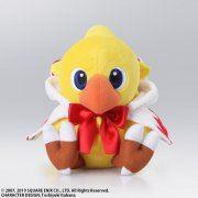 Chocobo's Mystery Dungeon Every Buddy! Plush: Chocobo White Mage (Japan)