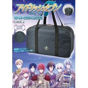 Idolish 7 Manager Boston Bag Book (Japan)