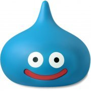 Dragon Quest Big Soft Vinyl Monster 1/1 Scale Pre-Painted Figure: Slime (Re-run) (Japan)