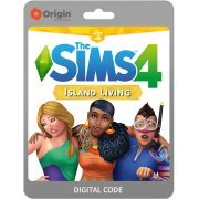 The Sims 4: Island Living [Expansion Pack]  origin (Region Free)