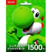 Nintendo eShop Card 1500 YEN | Japan Account (Japan)
