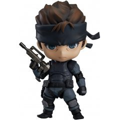 NENDOROID NO. 447 METAL GEAR SOLID: SOLID SNAKE (RE-RUN) Good Smile