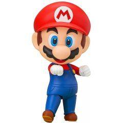 Nendoroid No. 473 Super Mario: Mario (Re-run) - Good Smile