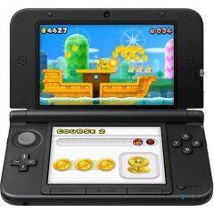 Nintendo 3ds Xl New Super Mario Bros 2 Gold Edition Bundle With