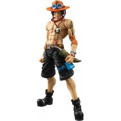 VARIABLE ACTION HEROES ONE PIECE: PORTGAS D ACE (RE-RUN) Mega House