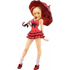 FATE/EXTRA CCC 1/7 SCALE PRE-PAINTED FIGURE: SABER ONE-PIECE DRESS VER. (RE-RUN) Alphamax