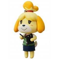NENDOROID NO. 327 ANIMAL CROSSING NEW LEAF: SHIZUE (ISABELLE) (RE-RUN) Good Smile
