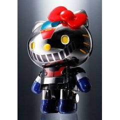 Chogokin Hello Kitty Mazinger Z Color Diecast /& PVC Painted New