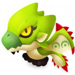 MONSTER HUNTER MONSTER PLUSH: LIOLEIA (RE-RUN) - Capcom