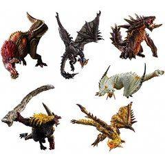 Capcom Figure Builder Monster Hunter: Standard Model Plus Anger Ver. Kai (Set of 6 pieces) - Capcom