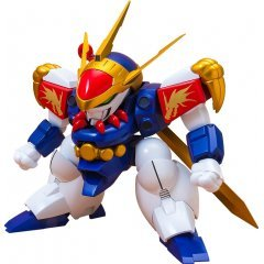 MASHIN HERO WATARU PLAMAX MS-02: RYUJINMARU (RE-RUN) Max Factory