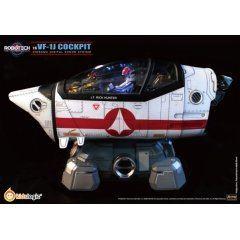 ROBOTECH MACROSS VF-1J 1/6 SCALE COCKPIT DIORAMA DIGITAL SOUND SYSTEM Kidslogic