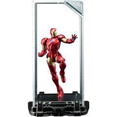 SUPER HERO ILLUMINATE GALLERY COLLECTION VOL.1: IRON MAN (RE-RUN) Topi