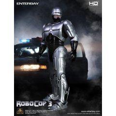 ROBOCOP 3 HD MASTERPIECE 1/4 SCALE FIGURE: ROBOCOP Enterbay