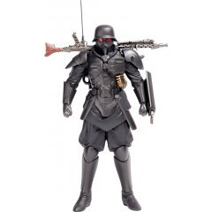 PLAMAX MF-23 THE RED SPECTACLES 1/20 SCALE MODEL KIT: MINIMUM FACTORY PROTECT GEAR THE RED SPECTACLES VER. (RE-RUN) Max Factory