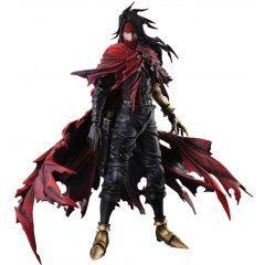 DIRGE OF CERBERUS FINAL FANTASY VII PLAY ARTS KAI: VINCENT VALENTINE Square Enix