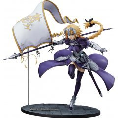 Fate/Grand Order 1/7 Scale Pre-Painted Figure: Ruler/Jeanne d'Arc - Good Smile