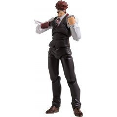 FIGMA NO. 379 BLOOD BLOCKADE BATTLEFRONT & BEYOND: KLAUS V REINHERZ [GOOD SMILE COMPANY ONLINE SHOP LIMITED VER.] - Max Factory