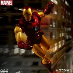 ONE:12 COLLECTIVE IRON MAN by Mezco