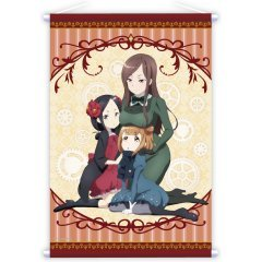 PRINCESS PRINCIPAL B2 TAPESTRY: DOROTHY & BEATRICE & CHISE by Medicos Entertainment