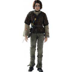 Game of Thrones 1/6 Scale Action Figure: Arya Stark - Threezero
