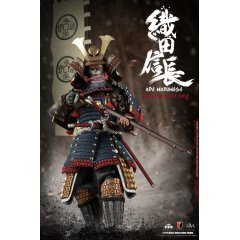 Coo Model SE022 1/6 Scale Series of Empires (Diecast Armor) Oda Nobunaga Action Figure [Deluxe Edition] - COO Model