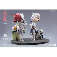 Le Collectibles x Zeen Chin x Coreplay: Re Child - Coreplay