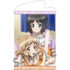 SENKI ZESSHOU SYMPHOGEAR XD UNLIMITED A3 WALL SCROLL: FUTARI DAKE NO PAJAMA PARTY (HIBIKI & MIKU) - Hobby Stock