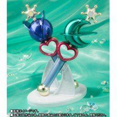PROPLICA Sailor Moon: Neptune Lip Rod & Uranus Lip Rod - Tamashii (Bandai Toys)